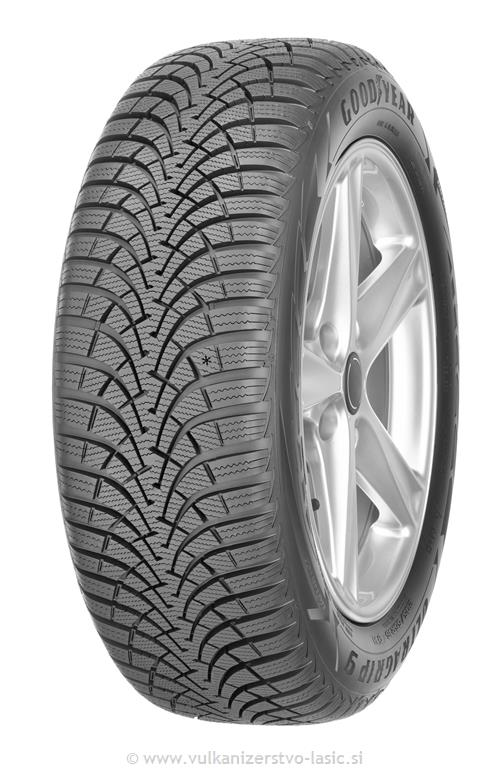 Goodyear ULTRA GRIP 9 MS 165/65 R15 81T