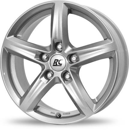 "RC Design RC24 KS 15"" 108x4 ET23 6,0J 65,1"