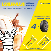 Michelin promocija 2021